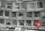Image of painting exhibition New York City USA, 1937, second 35 stock footage video 65675062690