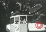Image of cable railway Germany, 1936, second 25 stock footage video 65675062696