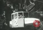 Image of cable railway Germany, 1936, second 26 stock footage video 65675062696