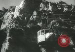 Image of cable railway Germany, 1936, second 31 stock footage video 65675062696