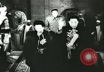 Image of Franco and axis diplomats at German Embassy Madrid Spain, 1942, second 12 stock footage video 65675062700