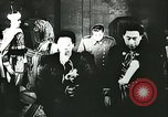 Image of Franco and axis diplomats at German Embassy Madrid Spain, 1942, second 13 stock footage video 65675062700