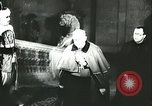 Image of Franco and axis diplomats at German Embassy Madrid Spain, 1942, second 25 stock footage video 65675062700