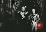 Image of Franco and axis diplomats at German Embassy Madrid Spain, 1942, second 33 stock footage video 65675062700