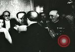 Image of Franco and axis diplomats at German Embassy Madrid Spain, 1942, second 55 stock footage video 65675062700