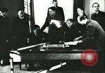 Image of Ambassador Oshima signs pact France, 1942, second 9 stock footage video 65675062702