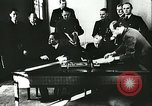 Image of Ambassador Oshima signs pact France, 1942, second 11 stock footage video 65675062702