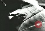Image of Ambassador Oshima signs pact France, 1942, second 20 stock footage video 65675062702