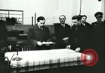 Image of Ambassador Oshima signs pact France, 1942, second 60 stock footage video 65675062702
