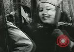 Image of Norwegian civilians board trains for ski trip Oslo Norway, 1942, second 16 stock footage video 65675062703