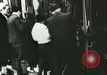Image of Norwegian civilians board trains for ski trip Oslo Norway, 1942, second 29 stock footage video 65675062703