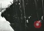 Image of Norwegian civilians board trains for ski trip Oslo Norway, 1942, second 39 stock footage video 65675062703