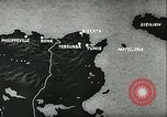 Image of German officials Tunisia North Africa, 1942, second 5 stock footage video 65675062708