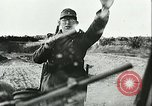 Image of German officials Tunisia North Africa, 1942, second 37 stock footage video 65675062708