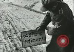 Image of German officials Tunisia North Africa, 1942, second 40 stock footage video 65675062708