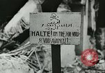 Image of German officials Tunisia North Africa, 1942, second 46 stock footage video 65675062708