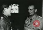 Image of German officials Tunisia North Africa, 1942, second 47 stock footage video 65675062708