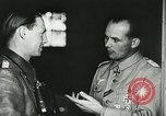 Image of German officials Tunisia North Africa, 1942, second 50 stock footage video 65675062708