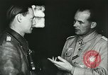 Image of German officials Tunisia North Africa, 1942, second 51 stock footage video 65675062708