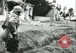 Image of German troops in trenches and foxholes Tunisia North Africa, 1942, second 1 stock footage video 65675062709