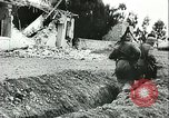 Image of German troops in trenches and foxholes Tunisia North Africa, 1942, second 4 stock footage video 65675062709