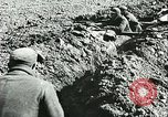 Image of German troops in trenches and foxholes Tunisia North Africa, 1942, second 6 stock footage video 65675062709