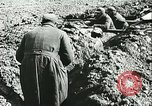 Image of German troops in trenches and foxholes Tunisia North Africa, 1942, second 7 stock footage video 65675062709