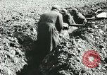 Image of German troops in trenches and foxholes Tunisia North Africa, 1942, second 8 stock footage video 65675062709