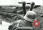 Image of German troops in trenches and foxholes Tunisia North Africa, 1942, second 10 stock footage video 65675062709