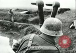 Image of German troops in trenches and foxholes Tunisia North Africa, 1942, second 12 stock footage video 65675062709