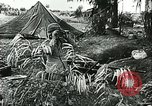 Image of German troops in trenches and foxholes Tunisia North Africa, 1942, second 20 stock footage video 65675062709
