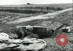 Image of German troops in trenches and foxholes Tunisia North Africa, 1942, second 38 stock footage video 65675062709