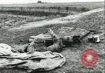 Image of German troops in trenches and foxholes Tunisia North Africa, 1942, second 39 stock footage video 65675062709