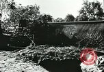 Image of German troops in trenches and foxholes Tunisia North Africa, 1942, second 44 stock footage video 65675062709