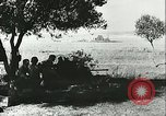 Image of German troops in trenches and foxholes Tunisia North Africa, 1942, second 48 stock footage video 65675062709