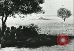 Image of German troops in trenches and foxholes Tunisia North Africa, 1942, second 49 stock footage video 65675062709