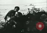 Image of German troops in trenches and foxholes Tunisia North Africa, 1942, second 52 stock footage video 65675062709