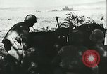 Image of German troops in trenches and foxholes Tunisia North Africa, 1942, second 53 stock footage video 65675062709
