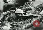 Image of German troops in trenches and foxholes Tunisia North Africa, 1942, second 60 stock footage video 65675062709