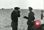 Image of German officers Tunisia North Africa, 1942, second 36 stock footage video 65675062711