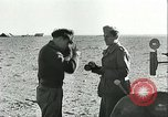 Image of German officers Tunisia North Africa, 1942, second 37 stock footage video 65675062711