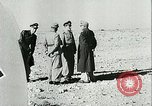 Image of German officers Tunisia North Africa, 1942, second 39 stock footage video 65675062711