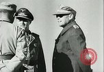 Image of German officers Tunisia North Africa, 1942, second 46 stock footage video 65675062711