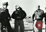 Image of German officers Tunisia North Africa, 1942, second 49 stock footage video 65675062711