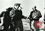 Image of German officers Tunisia North Africa, 1942, second 50 stock footage video 65675062711
