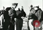 Image of German officers Tunisia North Africa, 1942, second 51 stock footage video 65675062711