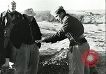 Image of German officers Tunisia North Africa, 1942, second 55 stock footage video 65675062711