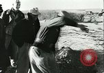 Image of German officers Tunisia North Africa, 1942, second 58 stock footage video 65675062711