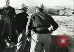 Image of German officers Tunisia North Africa, 1942, second 59 stock footage video 65675062711