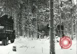 Image of German soldiers Finland, 1942, second 47 stock footage video 65675062712